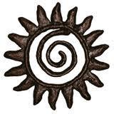 sun-glyph